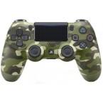 Sony Dualshock 4 V2 Green Camouflage