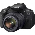 Canon EOS 700D Kit 18-55mm DC III Black