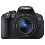 Canon EOS 700D Kit 18-55mm IS STM Black