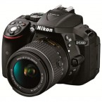 Nikon D5300 Kit 18-55mm VR AF-P Black